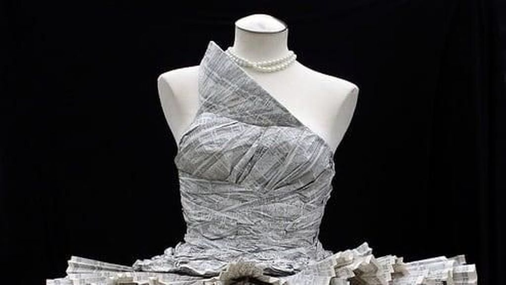 15 Gaun Pengantin Teraneh yang Bikin Geleng-geleng Kepala