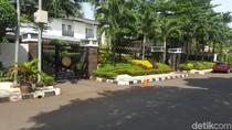 Setya Novanto Menghilang, Rumah Dinasnya Sepi