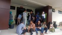 Sidang Tipu Gelap, Pedagang Pasar Datangi PN Kota Sukabumi