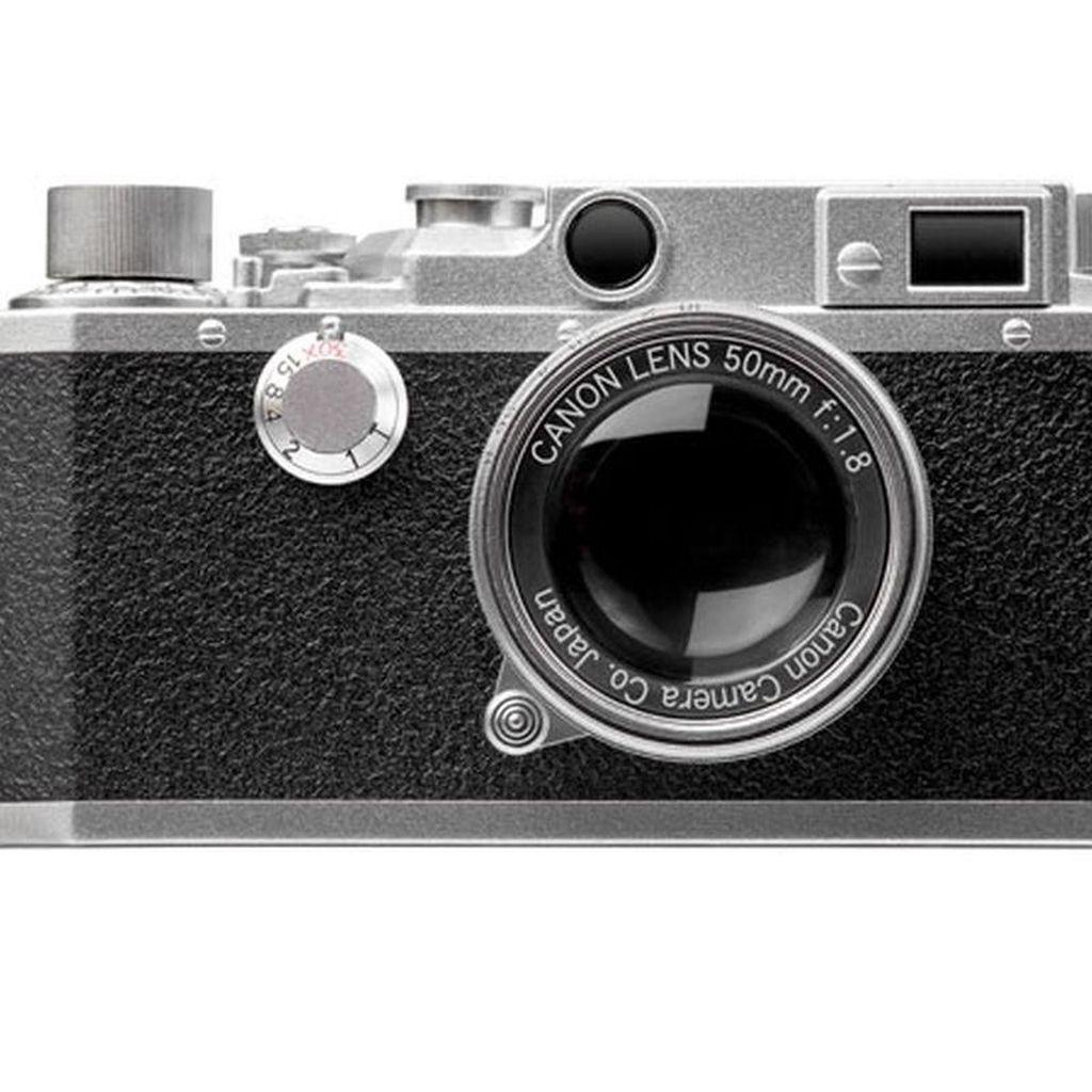 Canon Rilis Kamera Jadul Seharga Rp 1 Juta