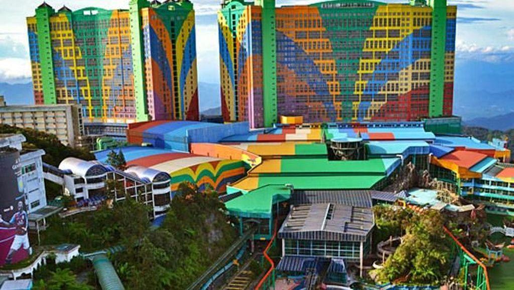 Foto: Hotel yang Punya 7.351 Kamar