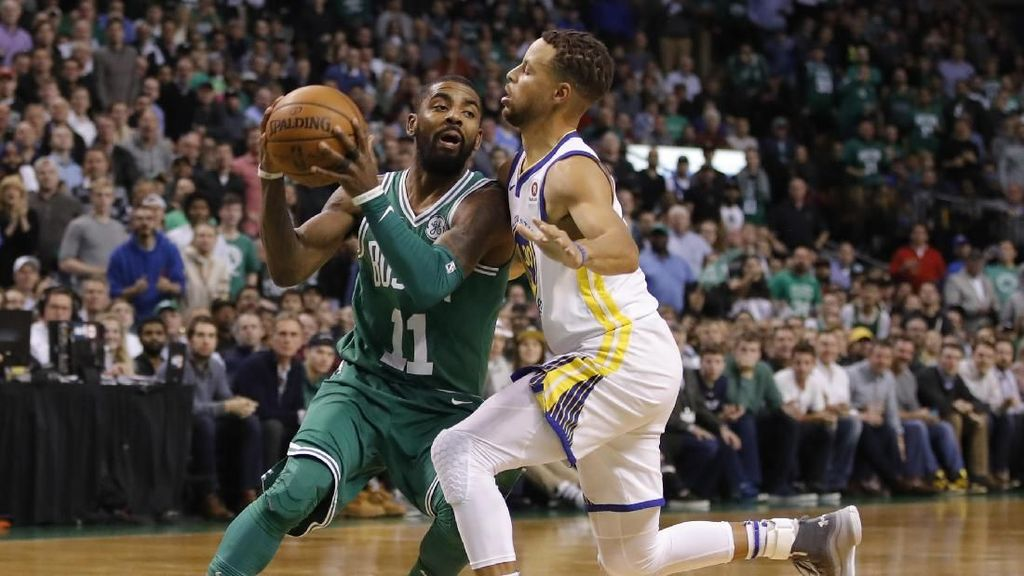 Celtics Hempaskan Warriors, Lanjutkan Tren Kemenangan