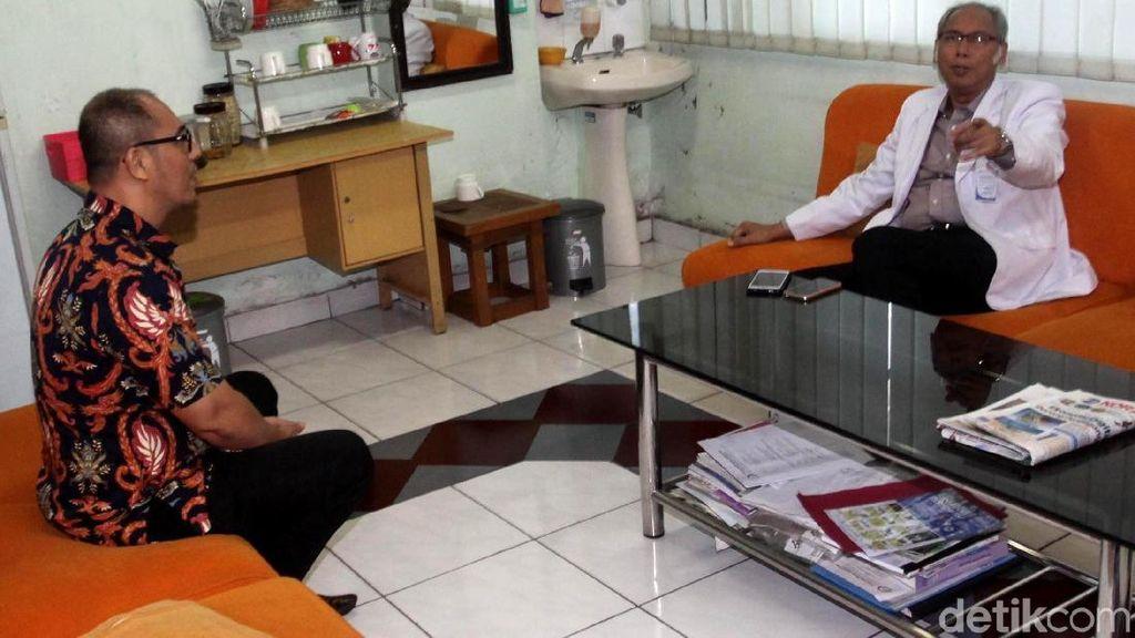 Dokter RS Medika: Novanto Masih Pusing dan Vertigo