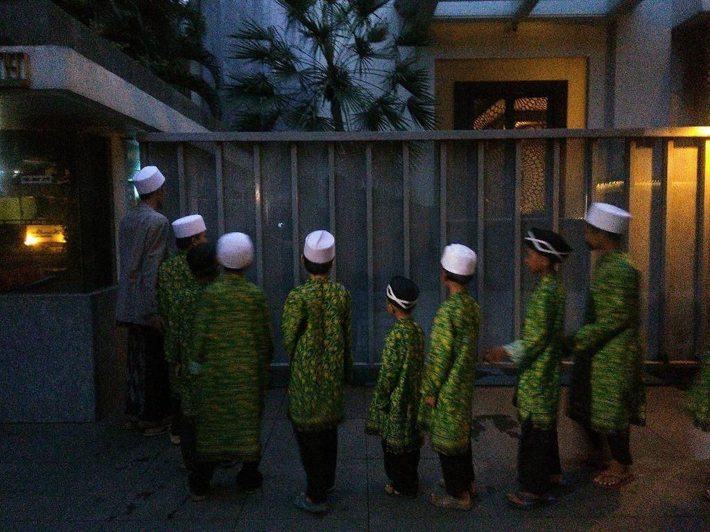 Ada Pengajian Digelar di Rumah Novanto