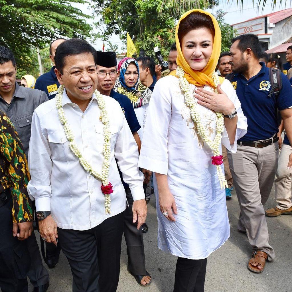 Pengacara: Istri Setya Novanto Akan Penuhi Panggilan KPK
