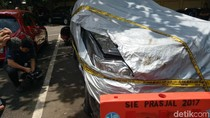Mobil yang Ditumpangi Novanto Saat Kecelakaan Atas Nama Aminuddin