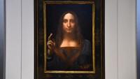 Kalahkan Picasso, Lukisan Leonardo da Vinci Jadi Termahal di Dunia?