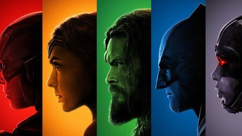 Skor 'Mengecewakan' untuk 'Justice League' dari Rotten Tomatoes