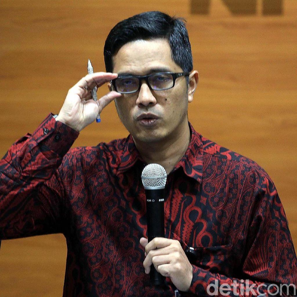 Kata KPK Soal Fahri yang Sebut Novanto Punya Koneksi Orang Dalam