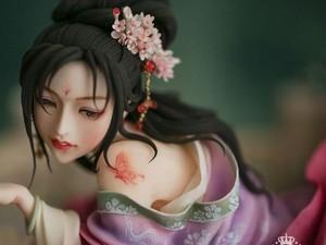 Keren! Fondant Cake Bentuk Kaisar Perempuan China Ini Kelihatan Nyata Banget