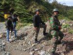 Sandera KKB Dibebaskan, Kapolda Papua: Kini Fokus Salurkan Sembako