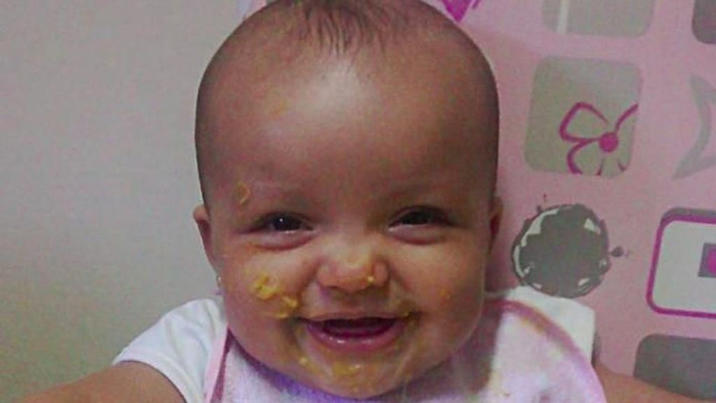 Lucunya Bayi yang Dulu Viral karena Peluk Ibu Saat Lahir