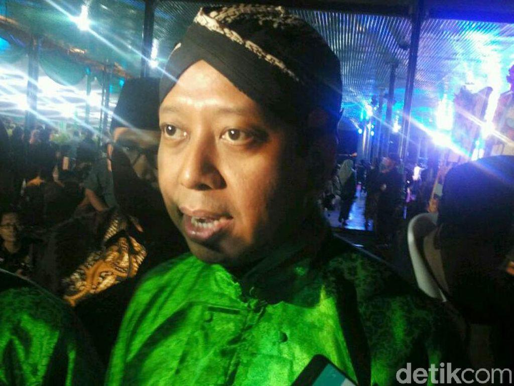Setya Novanto Ditahan, Ketum PPP: Semoga Akhiri Kegaduhan