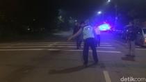 Biker Ditemukan Tewas di Jalan Indrapura, Diduga Korban Jambret
