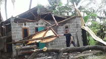 Sekolah dan Belasan Rumah di Tangerang Rusak Terkena Puting Beliung