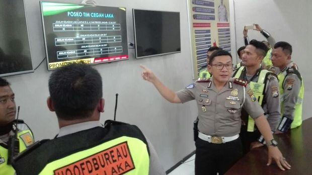 Kasat Lantas Polrestabes Surabaya dimutasi menjadi Kapolres Blitar Kota