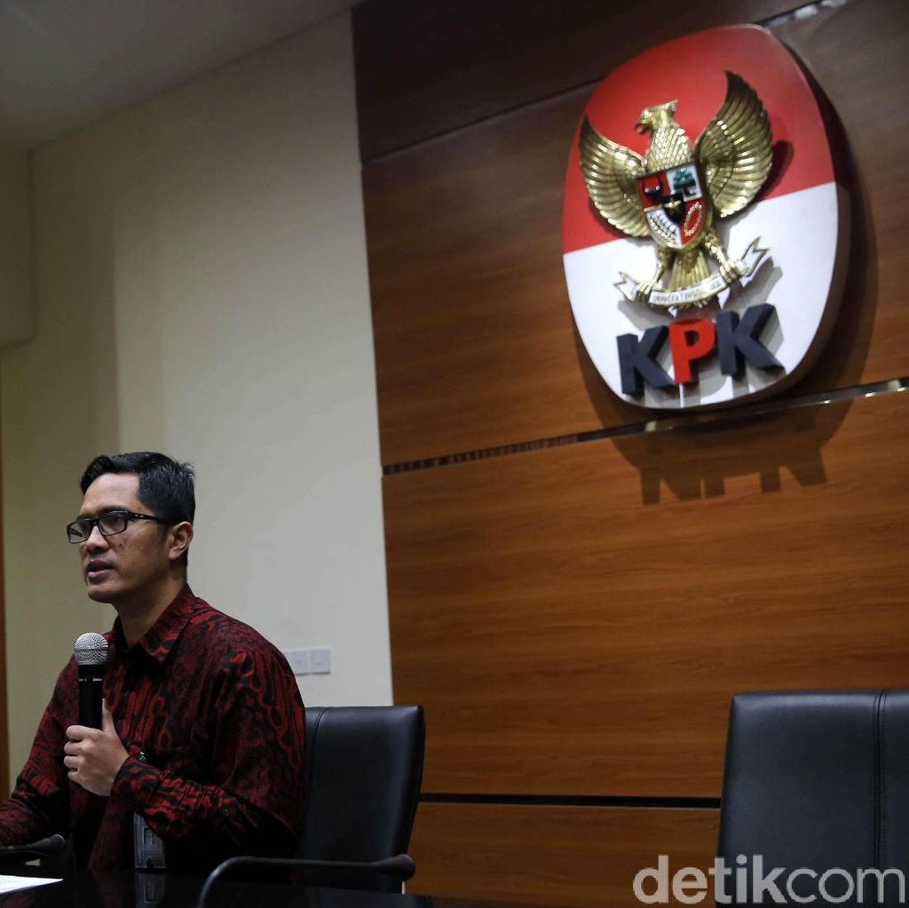 KPK Terima Aduan, Ada yang Coba Sembunyikan Novanto