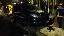 Keterangan 3 Saksi yang Datang Pasca Mobil Setya Novanto Kecelakaan