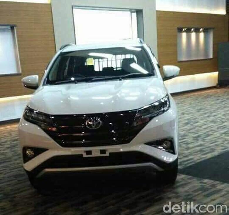 Pangling Banget, Tampang Toyota Rush Terbaru