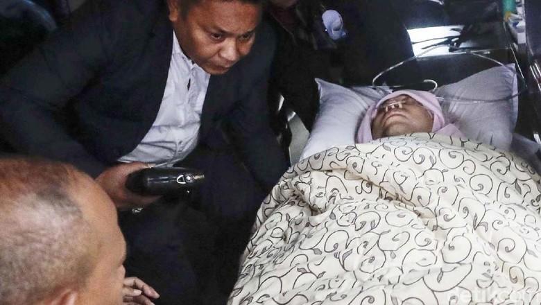 Dirut RSCM: Setya Novanto Sudah Tidak Perlu Rawat Inap