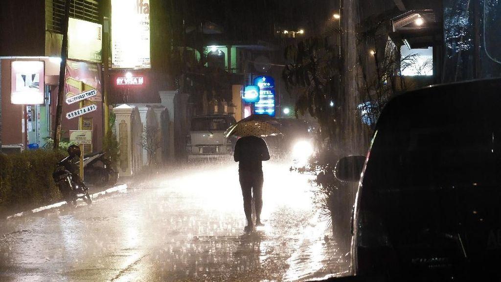 Hujan di Yogyakarta