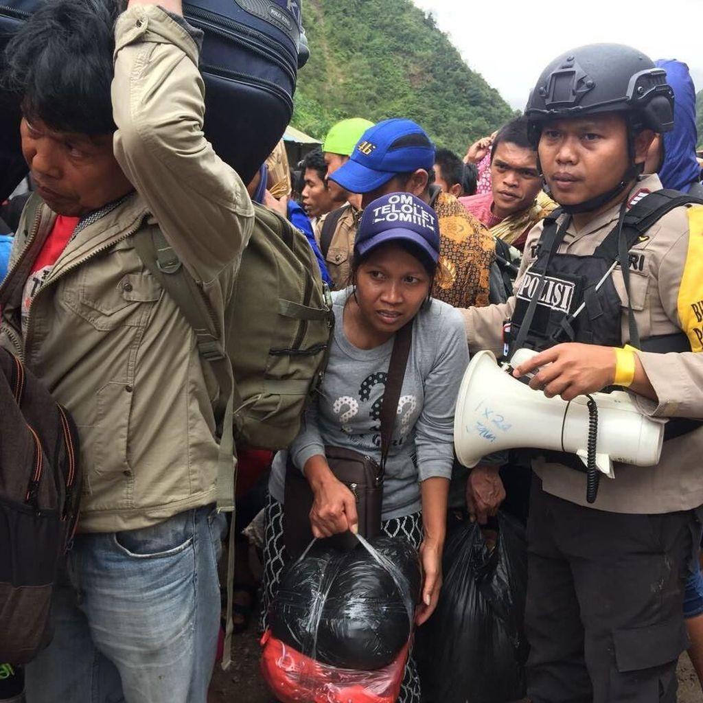 Polda Papua: Polisi yang Tertembak Saat Bebaskan Sandera KKB Membaik