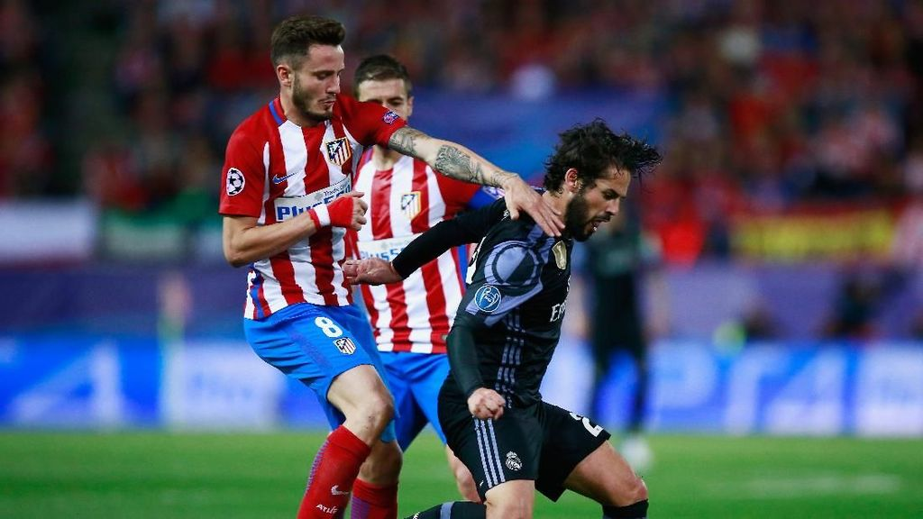 Data dan Fakta Atletico vs Madrid
