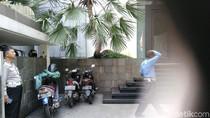 Begini Kesibukan di Rumah Pribadi Saat Novanto Dirawat di RS