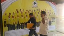 Usai Besuk Setya Novanto, Idrus Sambangi Kantor Golkar