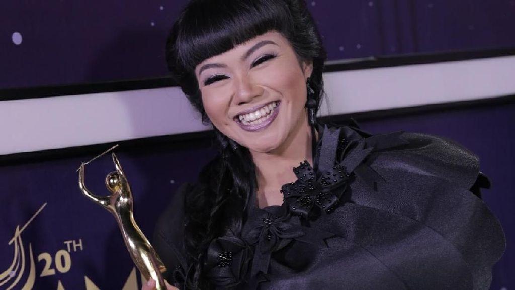 Yura Yunita Kaget Bisa Singkirkan Agnez Mo dan Isyana di AMI Awards