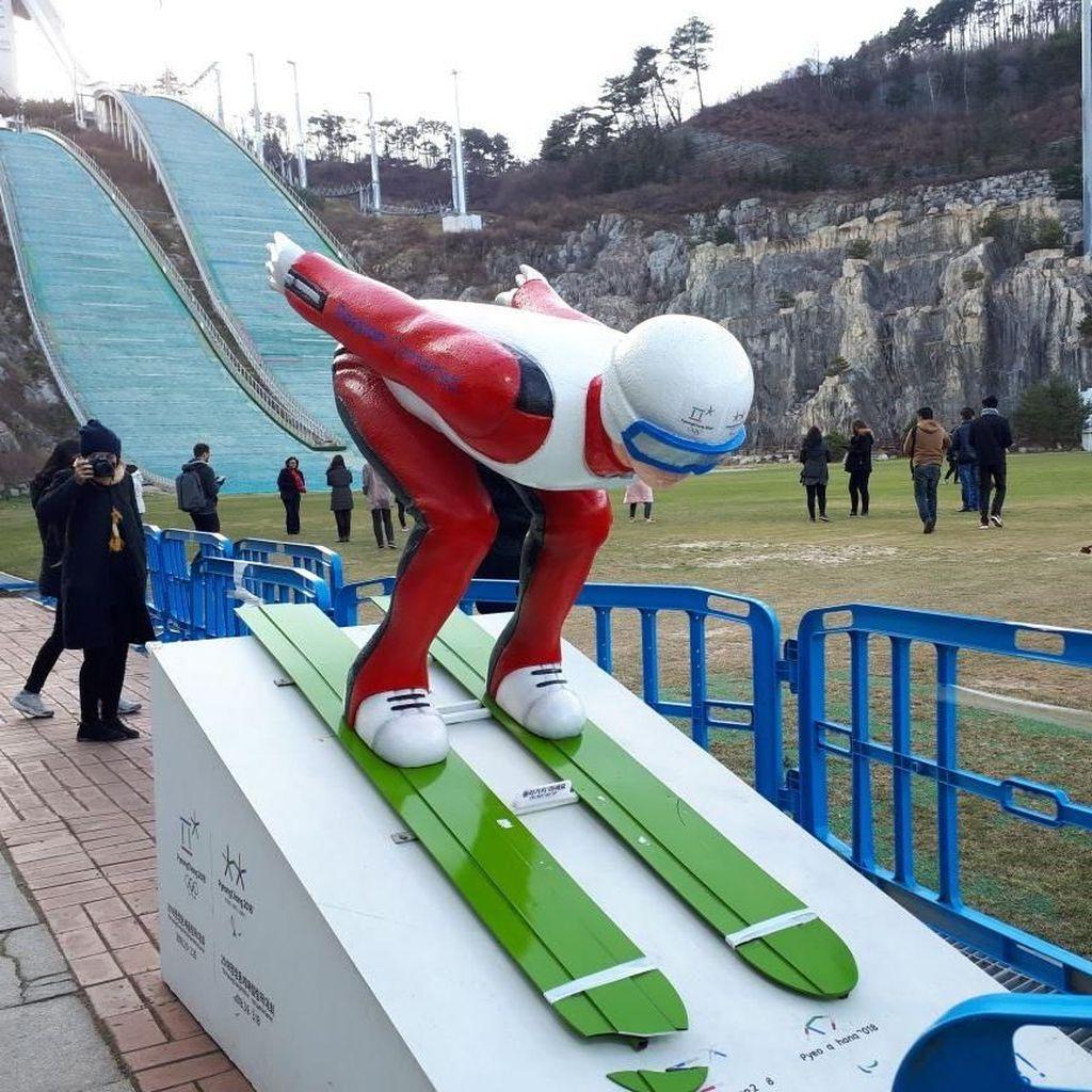 PyeongChang Ubah Nama demi Olimpiade Musim Dingin 2018