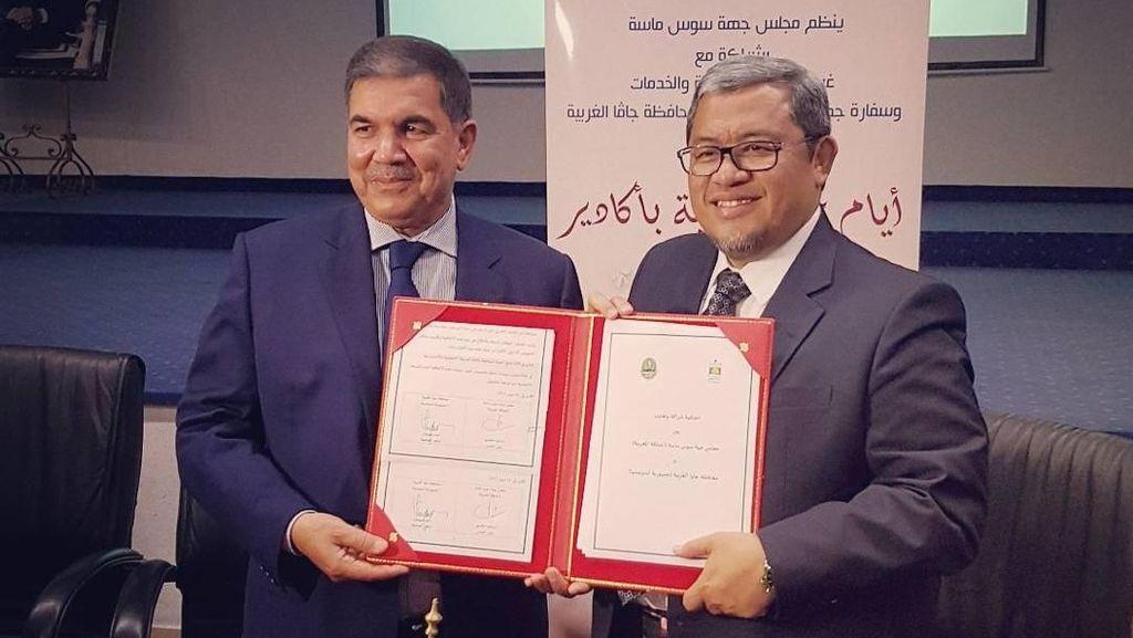 Jabar dan Souss Massa Maroko Tingkatkan Kerja Sama Berbagai Bidang