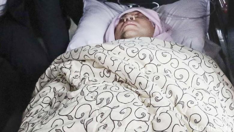KPK Bisa Periksa Orang-orang Terkait Kecelakaan Setya Novanto