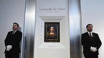 Mengapa Kristus Leonardo da Vinci Jadi Lukisan Termahal Tahun Ini?