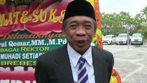 Qomar Mundur dari UMUS, Pembantu Rektor: Mau Nyalon Bupati Cirebon