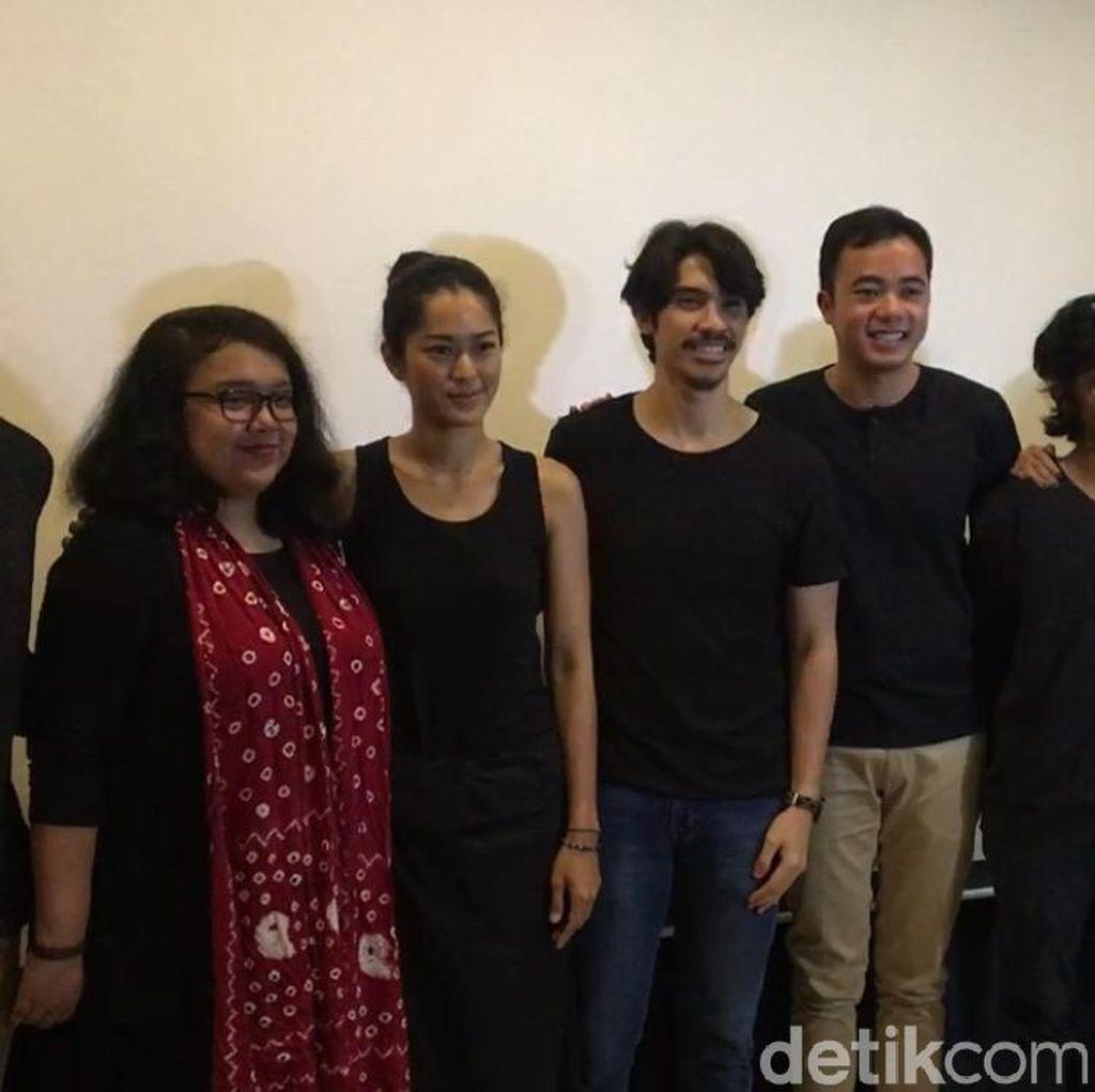 Prisia Nasution Beradu Akting dengan Iedil Putra di Panggung Kepada Gema