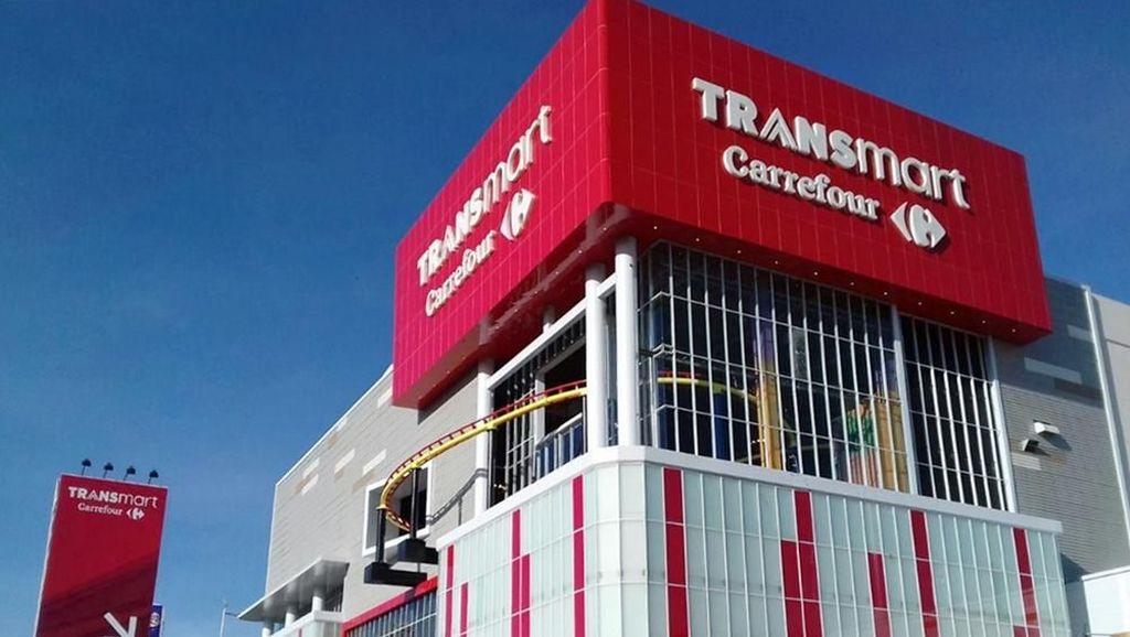 Transmart Carrefour Resmi Dibuka di Grand Kawanua Manado