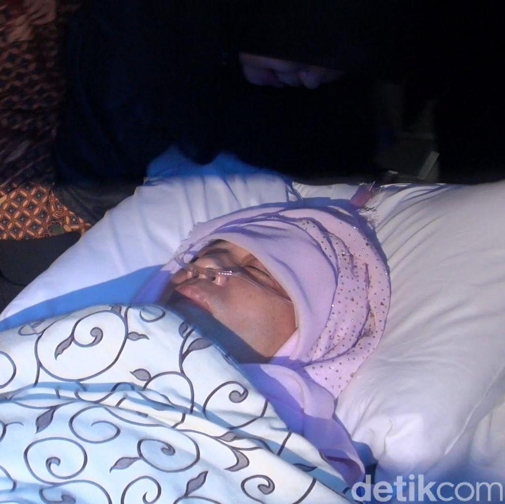 KPK: Setya Novanto Sudah Pemeriksaan MRI dan Tes CT Scan