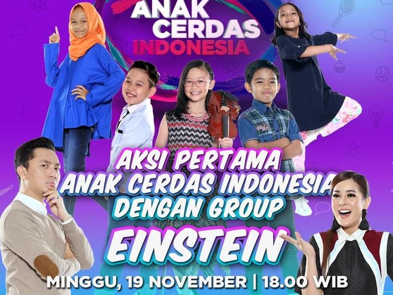 Anak Cerdas Indonesia Mulai Tayang 19 November 2017 di Trans 7