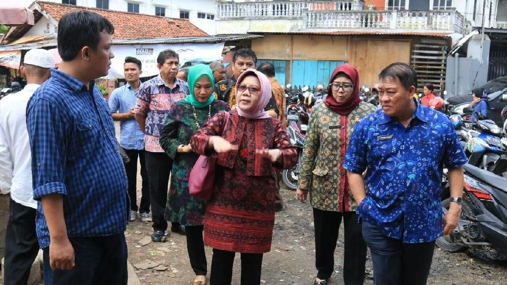 Kemendag Gelar Program Sekolah Pasar ke Pedagang di Palembang