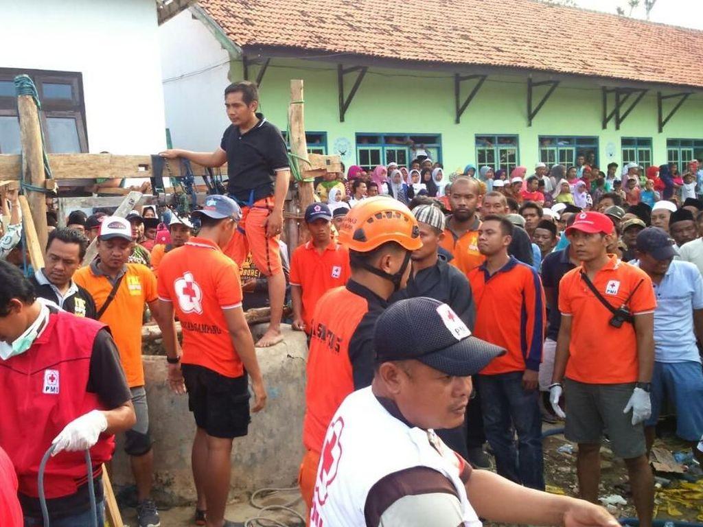 Tragedi Kuras Sumur di Sampang Madura, 4 Orang Tewas
