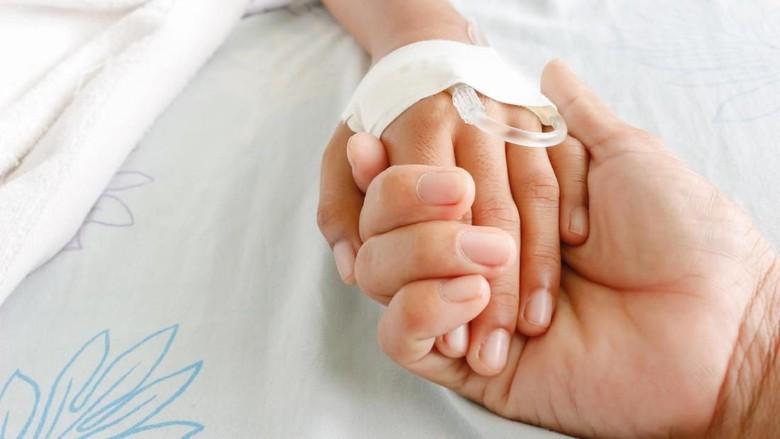 Kisah Bantuan Sederhana Perawat yang Bikin Pasien Anak Happy/ Foto: Thinkstock