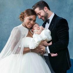 Pesan Menyentuh Serena Williams untuk Anak Perempuan di Seluruh Dunia