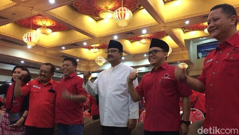 Pilgub Jatim 2018, PDIP Tidak Ingin Tumbang Ketiga Kalinya