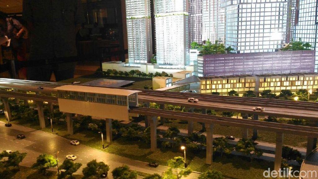 Apartemen di Cikarang ini Dijual Mulai Rp 279 Juta