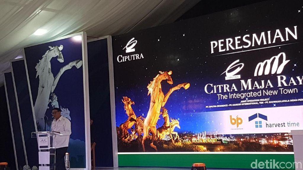Gubernur Minta Menteri PUPR dam Menhub Bantu Pembangunan di Banten