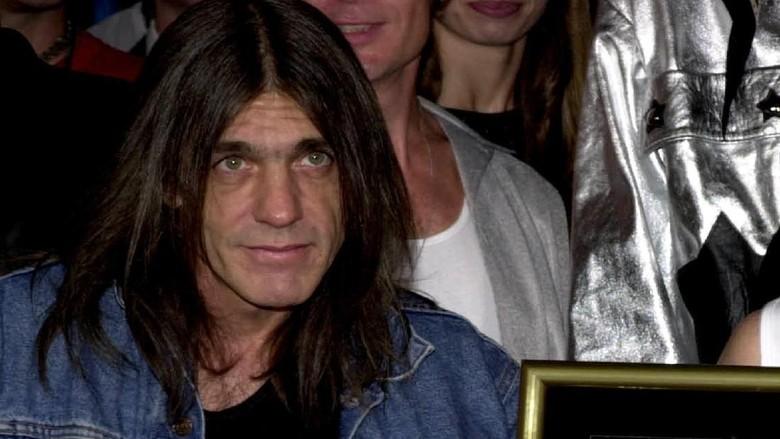 Malcolm Young AC/DC Meninggal di Usia 64 Tahun