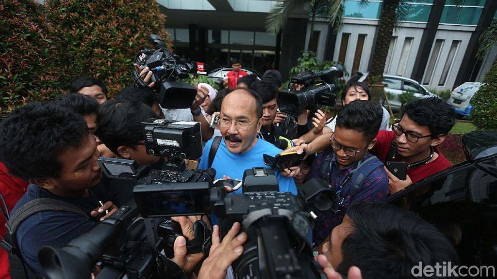 Ditanya Pengacara, Setya Novanto Bilang 'Aku Masih Lemes'