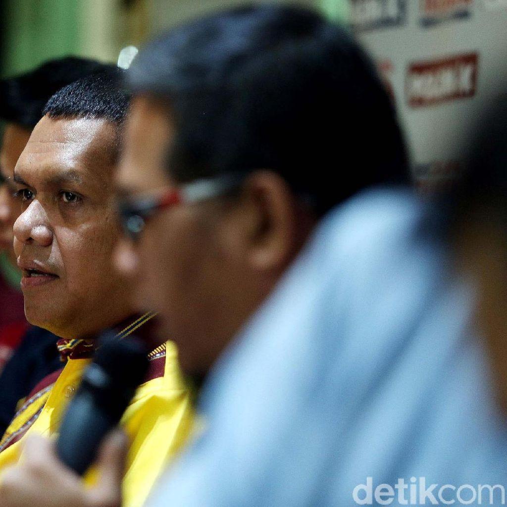 Ketua Golkar NTT: Kepala Setya Novanto Agak Benjol