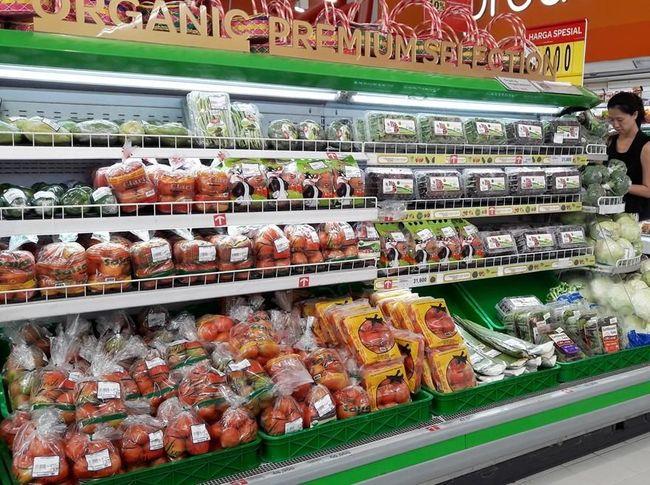 MEGA Promo Akhir Pekan Produk Segar di Transmart dan Carrefour